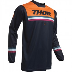 Bluza Thor Pulse Pinner Midnight/Orange
