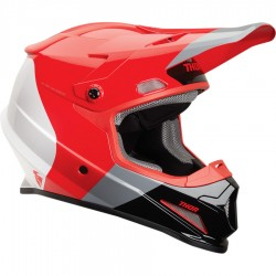 Kask Sector Bomber Red/Charcoal
